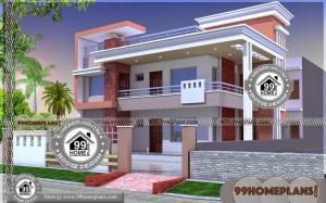 House Models with Plans 70+ New Double Story House Plans & Designs