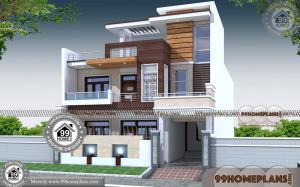 House Plans for a Narrow Lot 60+ Beautiful Modern Homes Online Free