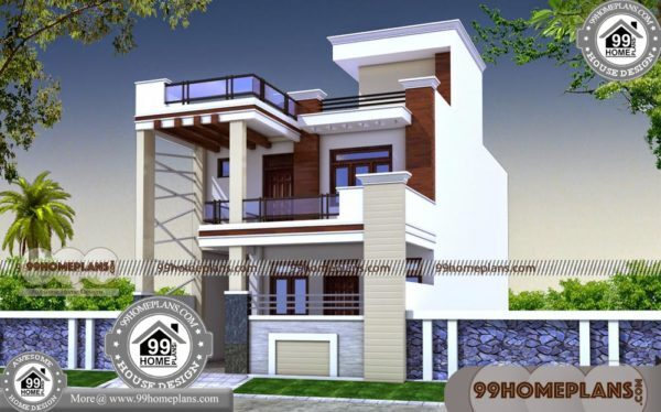 House Plans For Long Narrow Lots 60
