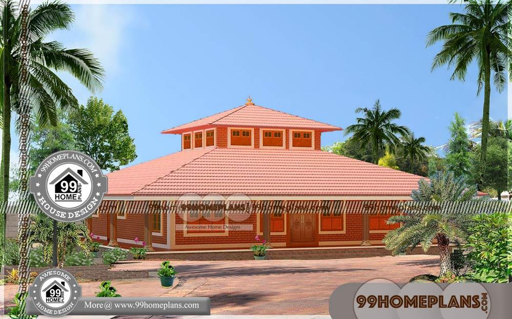 Images of Nalukettu House & Small Indian Home Design 100+ Collections