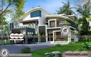 Indian House Designs and Floor Plans 90+ Corner Lot Floor Plans Online