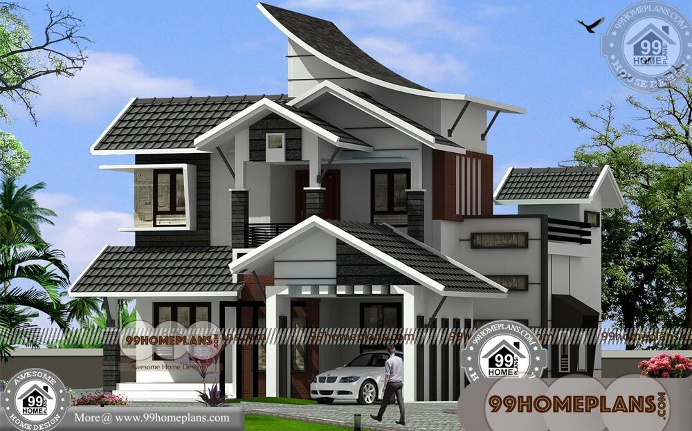 Indian Small Home Design Plans 85 Latest Double Storey Homes