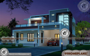 Indian Style Home Design & 80+ Two Storey Home Designs Collections