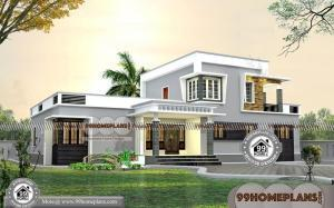 Indian Style House Front Elevation Designs | Simple 2 Story House Plans