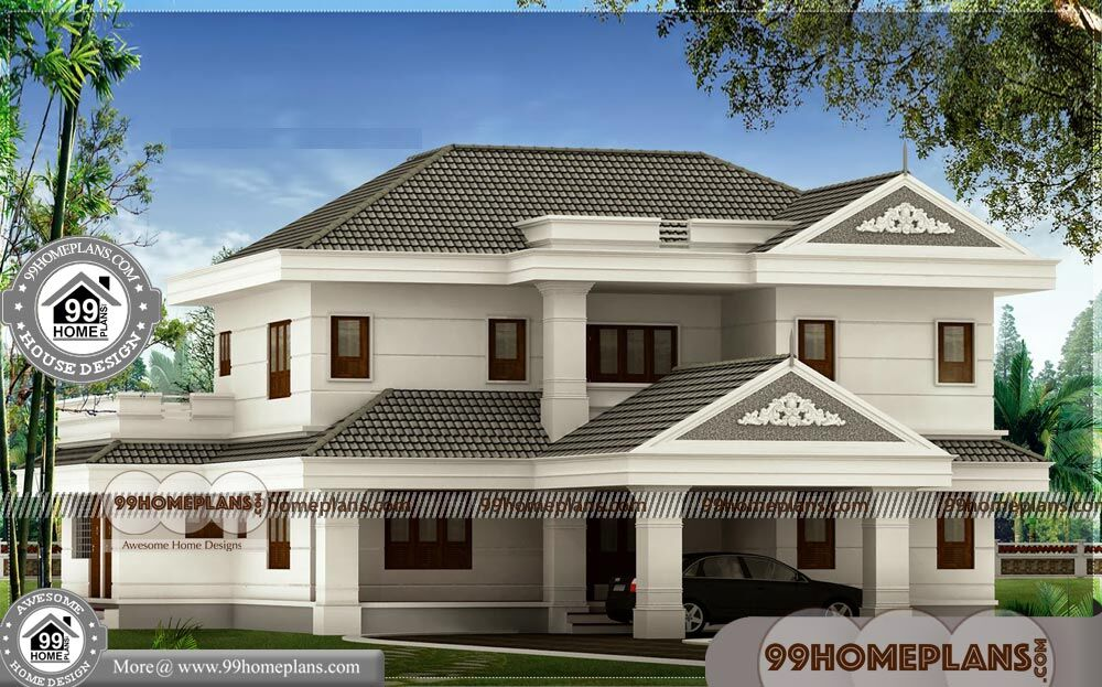 Kerala Home Plans Low Budget 90+ Latest Contemporary House Designs
