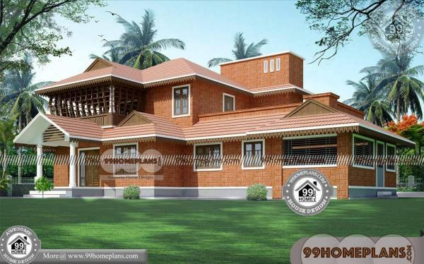 kerala nalukettu images indian modern house plans and elevations 600x374 - 23+ Modern Small House Plans With Photos In Kerala  PNG