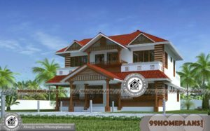 Kerala Traditional Nalukettu House 55+ Double House Plans Collections