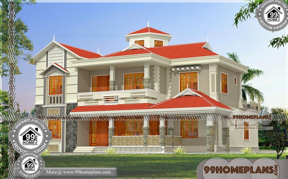 Kerala Village House Photos 90+ Two Storied House Plans Modern Ideas