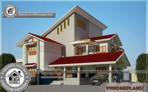 Latest Indian Home Design Collections 90+ Double Floor House Plans