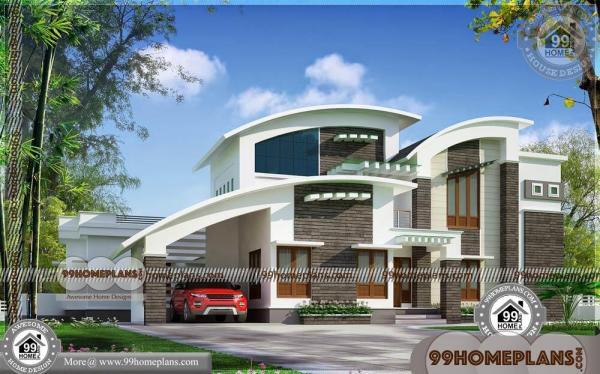 Low Budget Homes In Kerala Style 70 Simple Home Plans Collections