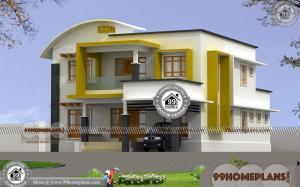 Low Budget House Designs 30+ 2 Storey Contemporary House Design
