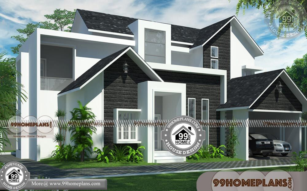 low budget tiny house 60 luxury 2 story house plans modern designs - 36+ Two Story Modern Low Budget Small House Design Images