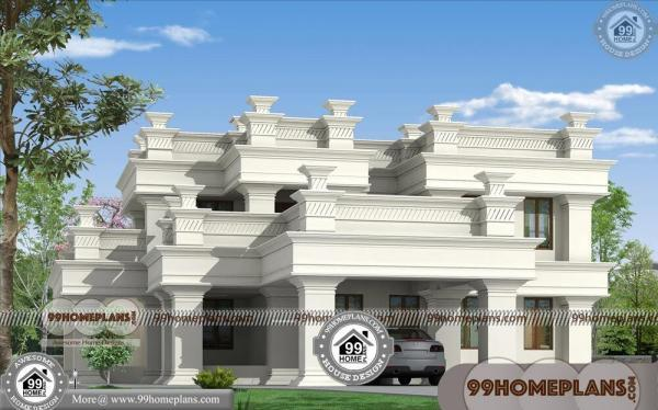 Low Cost House Construction Ideas 55+ Cheap Two Storey Homes Plans