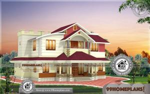 Low Cost Small House Plans 90+ Best Double Storey House Plans Free