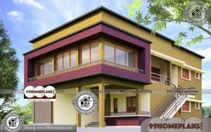 Modern House Design Kerala 50+ Modern Two Storey Homes Collections