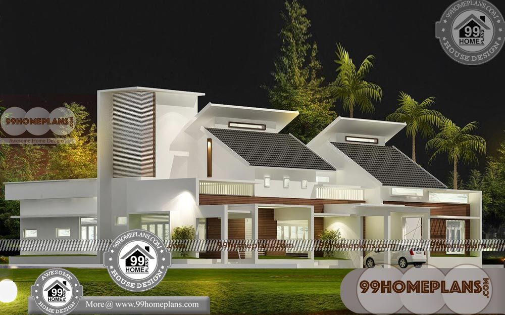 Modern Single Storey Homes 70+ Contemporary House Models Online