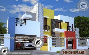 Narrow House Plans 80+ Two Floor House Plans Modern Free Collections