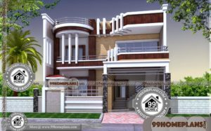 New Homes Plans 50+ Contemporary Double Storey House Design Ideas