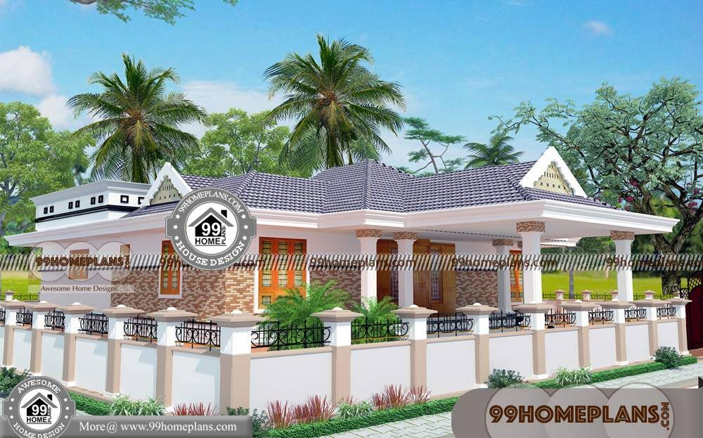 One Storey Home Designs 60+ Traditional Design Ideas Collections