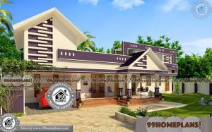 One Story House Front Design 90+ Contemporary Modern House Plans