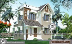 Open Floor Plan House Plans | 50+ Double Storey Homes Designs Plans