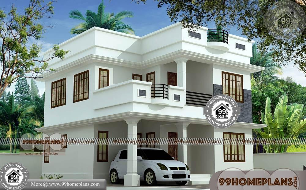 Simple And Small House Design 70 Modern Two Storey House Designs