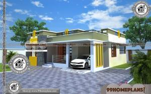Simple House Floor Plans One Story 90+ South Indian House Design
