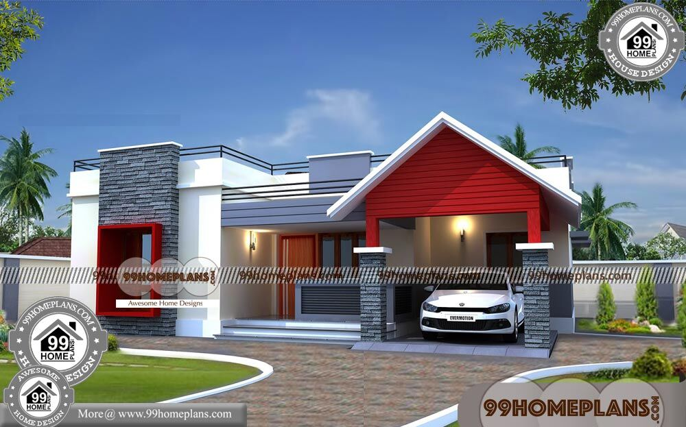 Simple One Story Floor Plans 75+ South Indian House Design Collections