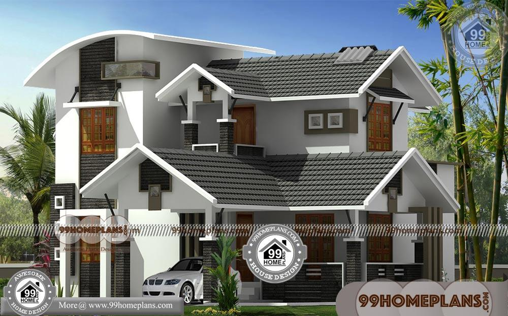 Small Home Designs with Garage 50+ Two Floor Modern House ...