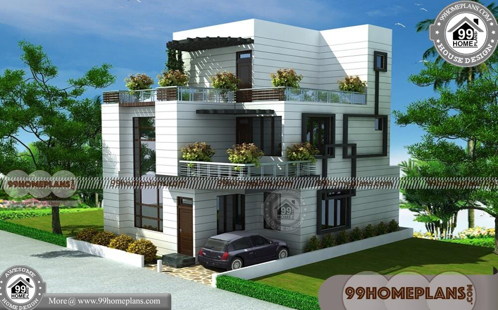Small House Low Budget 100 Contemporary 2