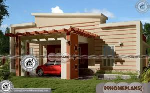 Small House Plans One Floor 40+ Contemporary House Design Collection