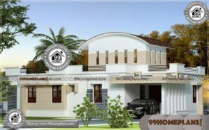 Small Single Story Homes 90+ Kerala Contemporary House Plans Online