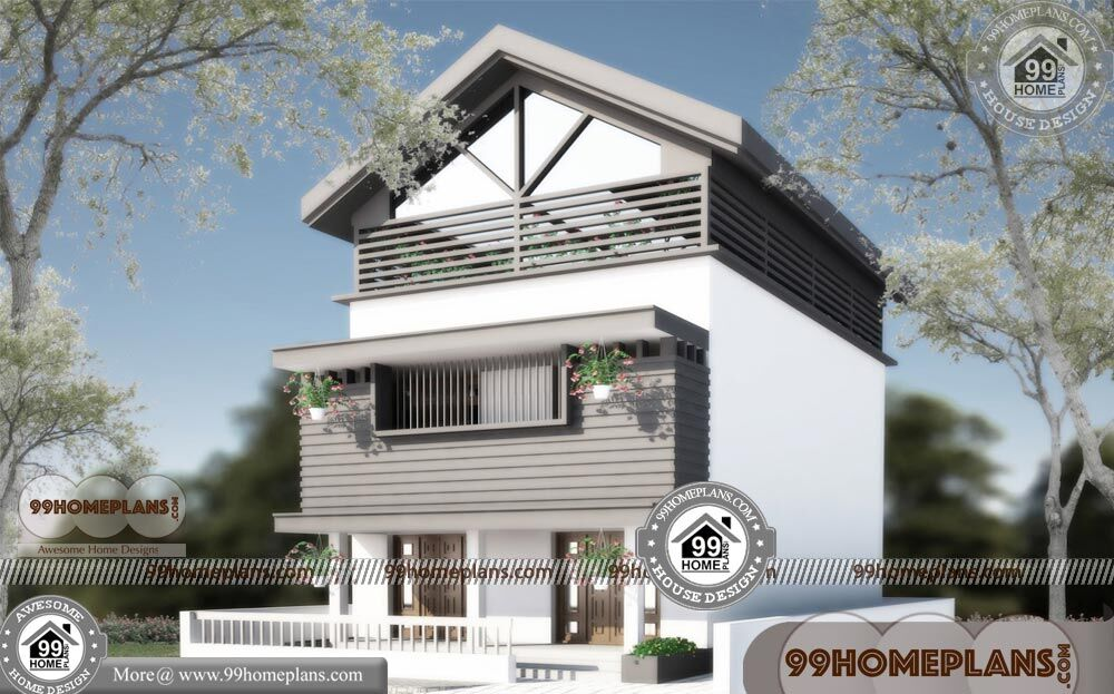 Two Story Small House Plans 80+ Luxury Contemporary Home Plans