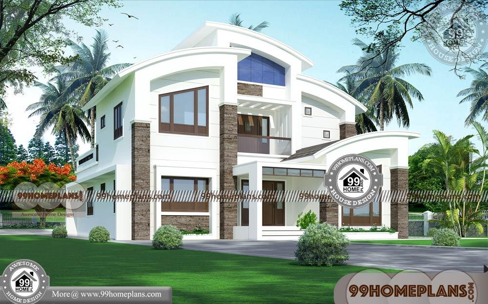 Veedu Plans Online & 40+ Floor Plan Two Story House Modern Collections
