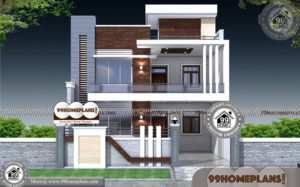 Very Narrow House Plans 60+ Latest Two Storey House Design Collection
