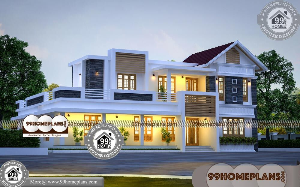 2 Family House Plans Narrow Lot | 90+ Latest Modern House Designs
