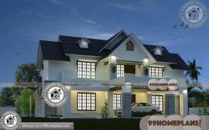 2 Story Floor Plans 60+ Kerala Traditional House Models Modern Designs