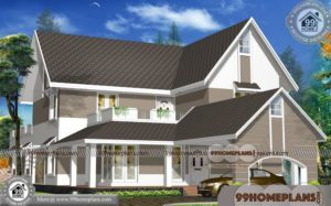 2 Story Home Designs 70+ Contemporary Residence Design Collections