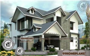 2 Story House Design and Plan 70+ Contemporary Designs Of Houses