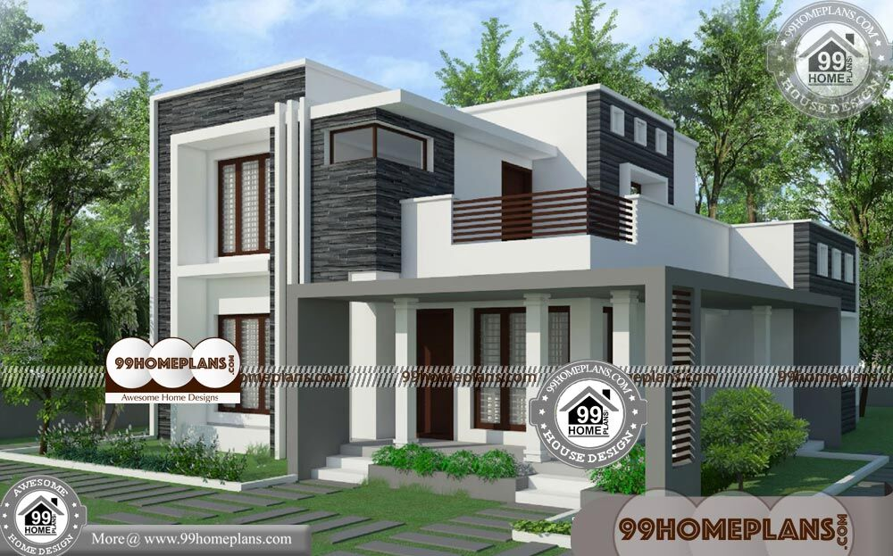 2 story house plans for narrow lots 80 low cost cottage designs free - 38+ Low Cost Small Narrow House Designs Pics