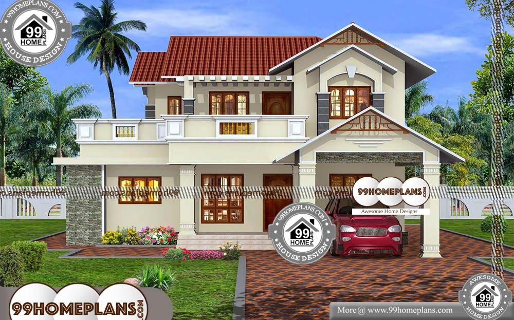 2000 Sq Ft House Plans Kerala 60 Small Two Story Floor Plans Online