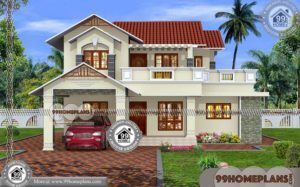 2000 Sq Ft House Plans Kerala 60+ Small Two Story Floor Plans Online