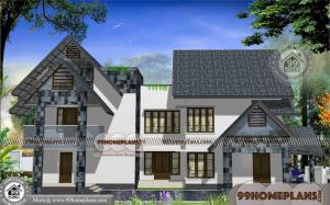 3 Bedroom Simple House Plans 70+ Two Story Small House Floor Plans