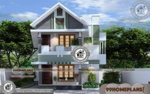 30 X 35 House Plan Ideas | 90+ New Double Story House Plans, Designs
