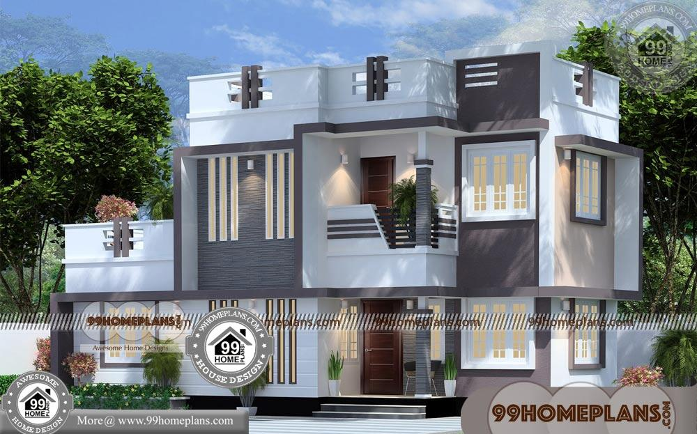 35 40 House Plans 60 Beautiful Two Storey House Designs