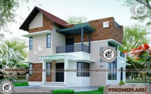 35 Wide House Plans 60+ Double Storey Home Plans Low Cost Designs