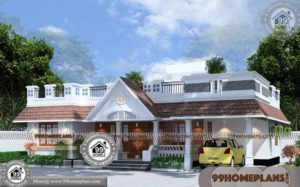 One Storey Modern House | 90+ House Front Elevation Simple Designs