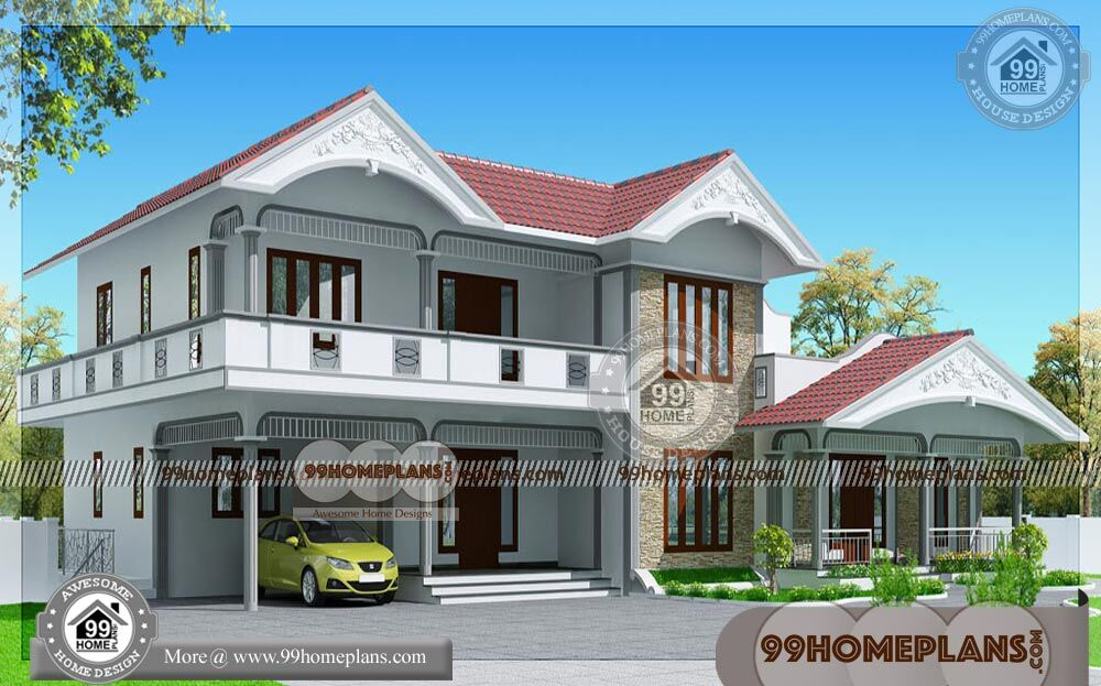 4 Bedroom Simple House Plans 65+ Two Level House Plans & Collections