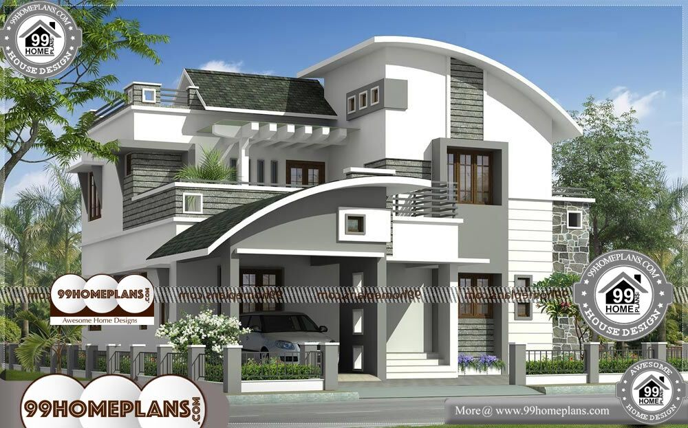 Architecture and Design for House - 2 Story 2200 sqft- HOME