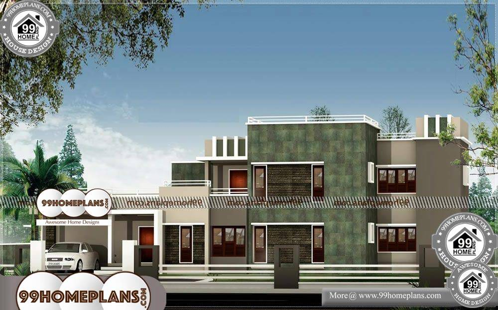 Architecture and Design of Houses - 2 Story 2993 sqft- HOME